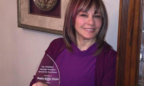 Adelaide Hoodless Award